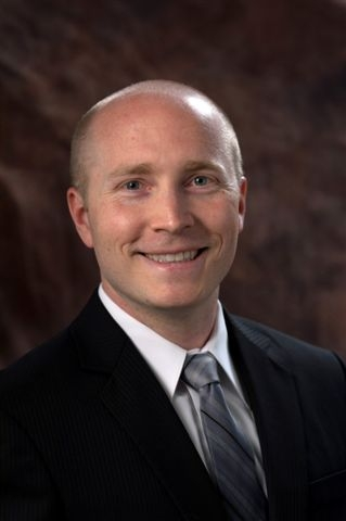 Dr. Ryan C. Johnson, residency-trained in neuro-optometry and binocular vision